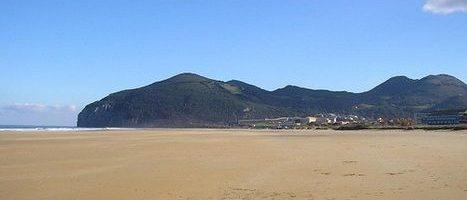 Playa de Berria. Santoña
