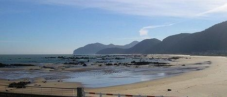 Playa de Helgueras. Noja